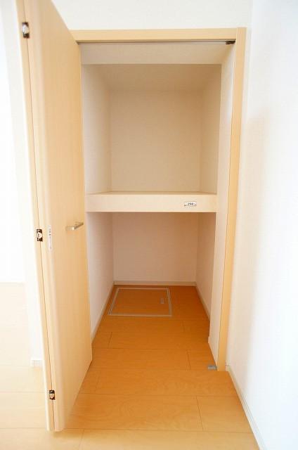 洋室(7.0畳)収納