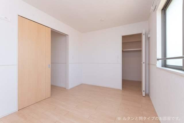 洋室(6.6畳)
