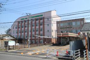 沼田脳神経外科循環器病院  2,085m