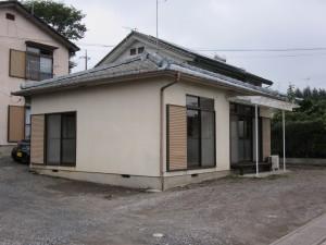沼田市高橋場町 アパート