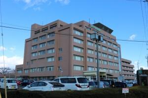 済生会前橋病院 1,628m