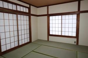 1階和室(8畳)
