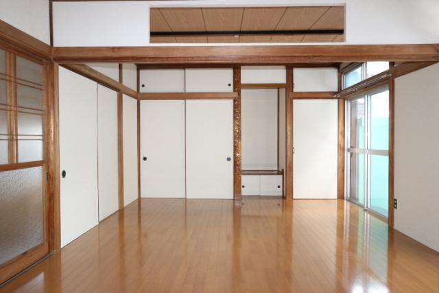 1階洋室(12畳)