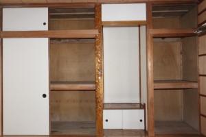 1階洋室(12畳)収納