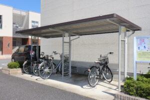 駐輪場(キッチン)