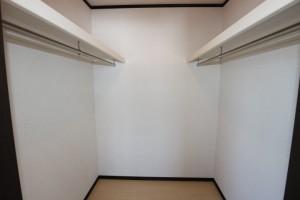 2階洋室(北)収納
