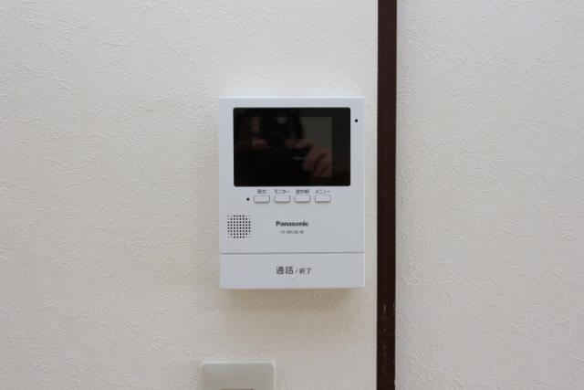 テレビドアフォン