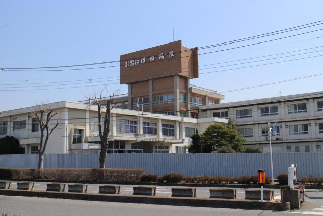 沼田病院 1,687m