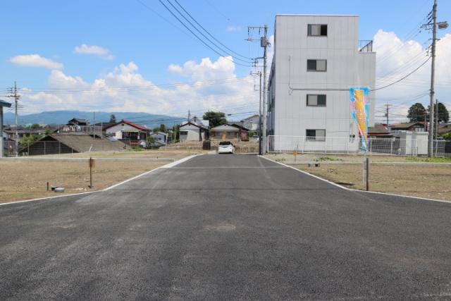 東側道路(西→東)(周辺)