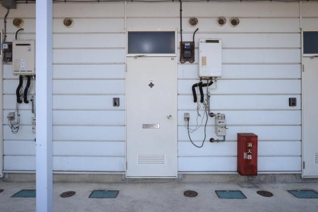 玄関、テレビドアフォン