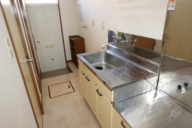 ガス台、キッチン