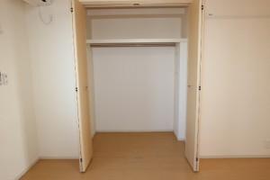 洋室(北6.0畳)収納