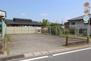 駐車スペース②3台