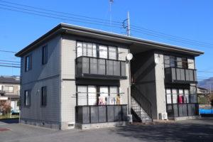 沼田市横塚町 賃貸アパート(ハイツ)