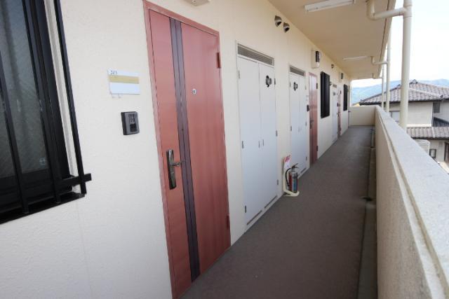 廊下、玄関