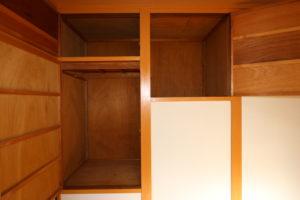 2階洋室(南)収納