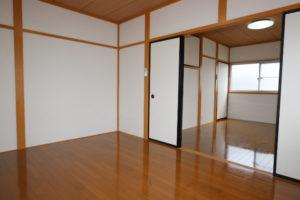 2階洋室(北)