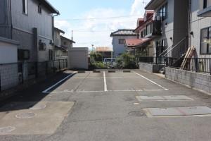 駐車スペース(地図)