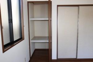 洋室(6畳)収納