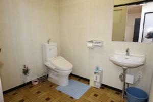 トイレ(温水洗浄便座)