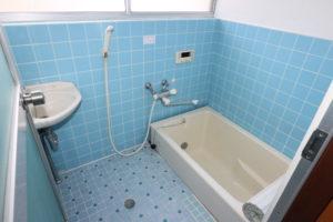 風呂(追い炊き、シャワー付き)(地図)