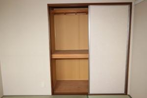 和室(6畳)収納