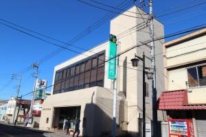 群馬銀行沼田支店 431m