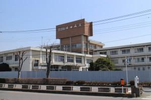 沼田病院 1,098m