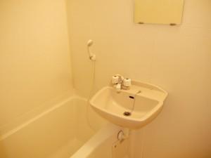 風呂、洗面化粧台